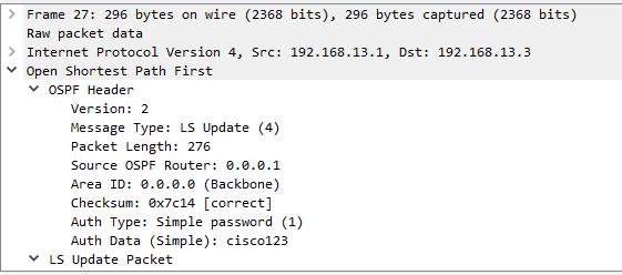 OSPF-LSU-Packet