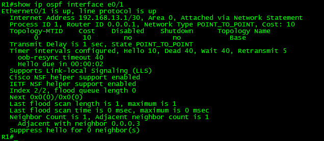 OSPF-NULL-Solution-e-0-1